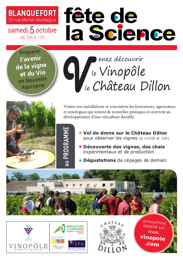 Flyer Fête de la Science 2019 V2